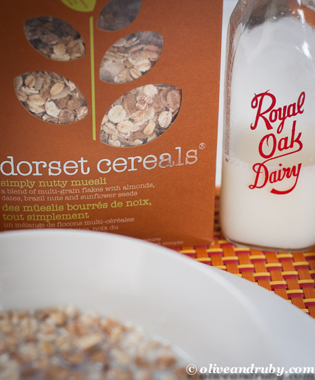 Dorset Cereal simply nutty breakfast