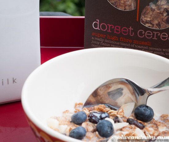 Dorset Cereal High Fibre Breakfast