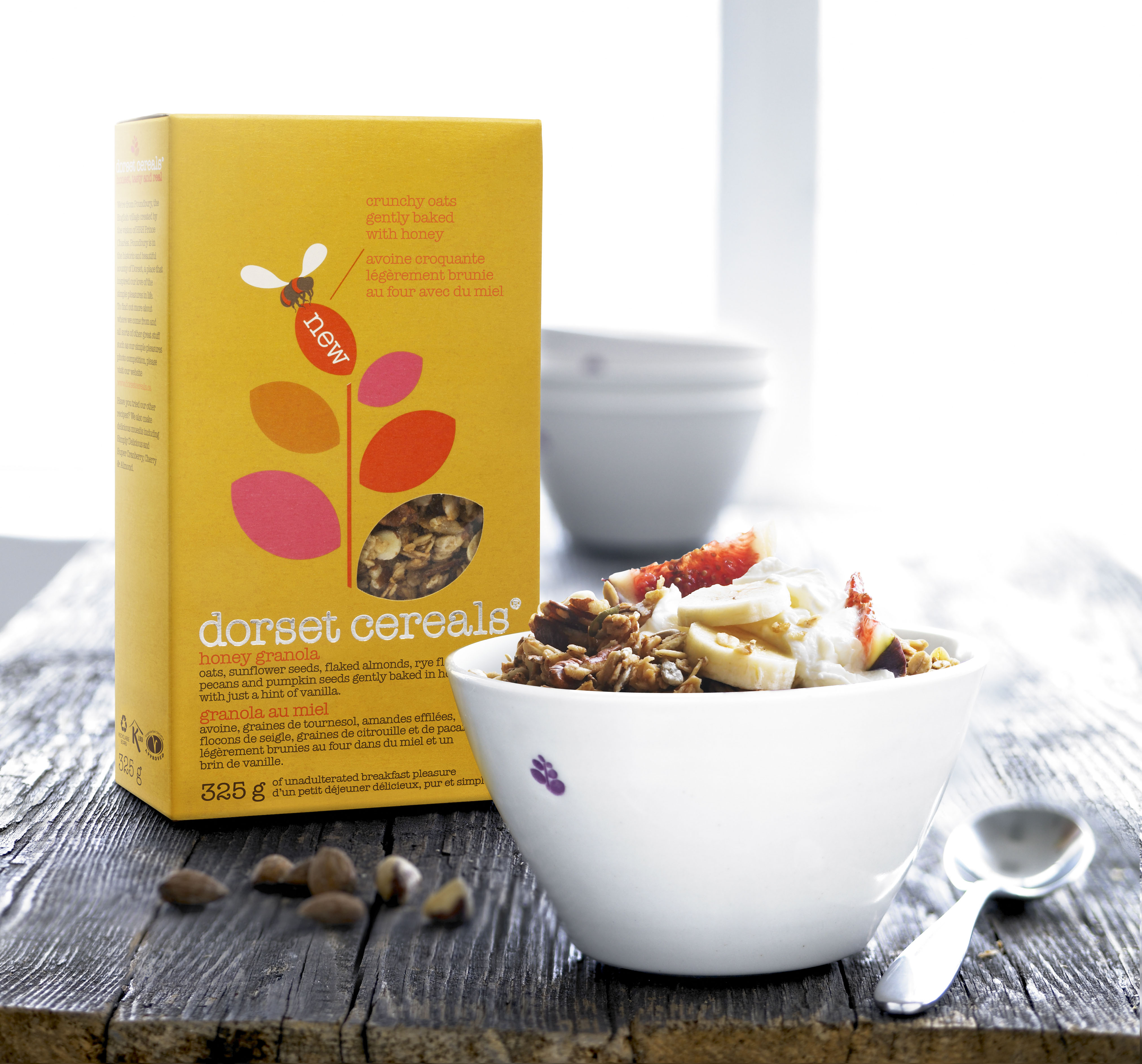 Dorset Cereal Honey Granola