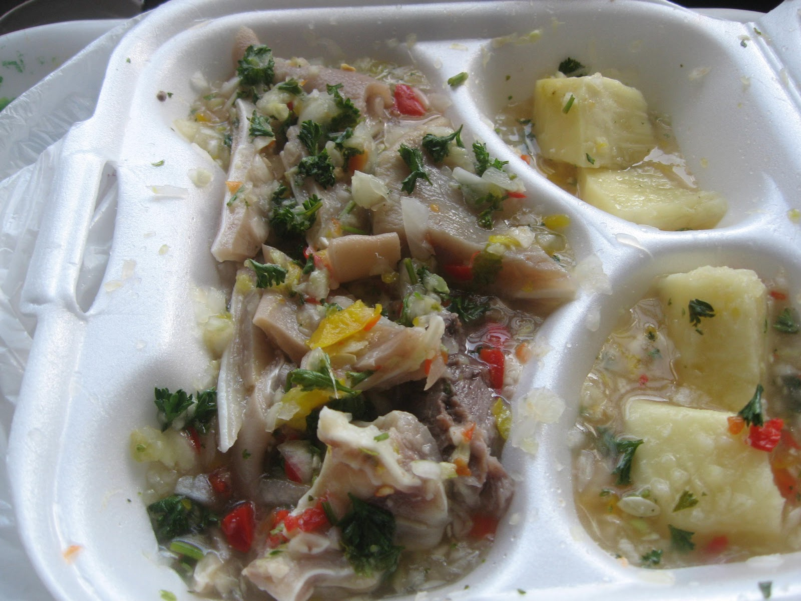 how to make pig feet souse